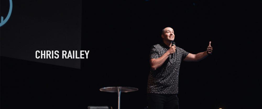 Chris Railey: Faith Image