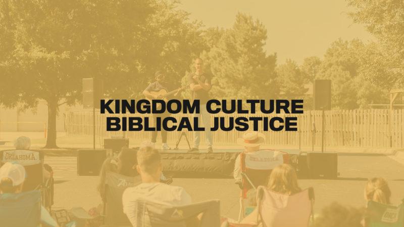 Kingdom Culture: Biblical Justice Image