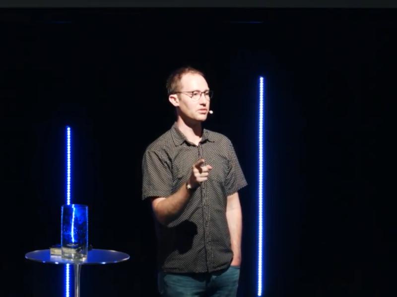 Pastor Matt - Invitation to Life Image