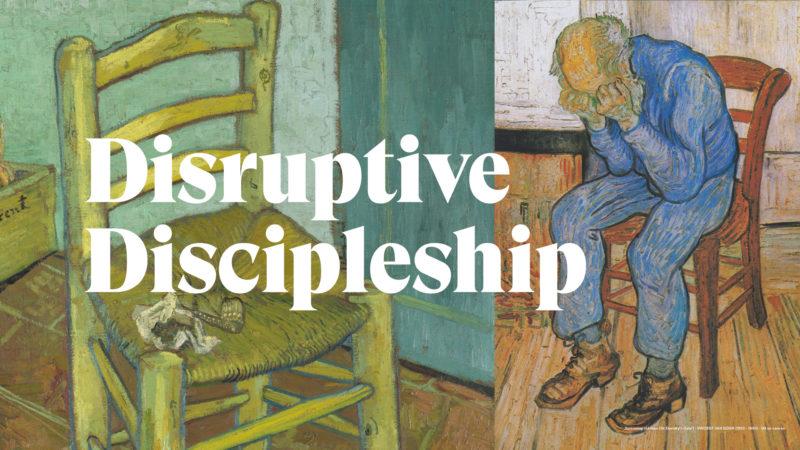 Disruptive Discipleship Image